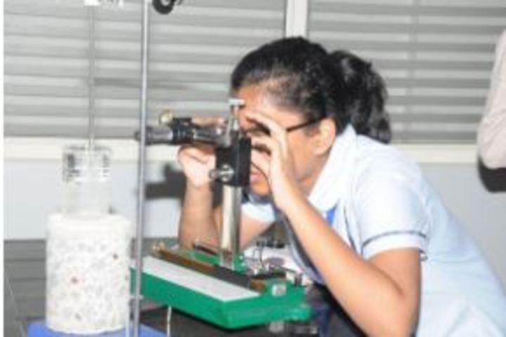 Happy Valley International School-Physics Lab