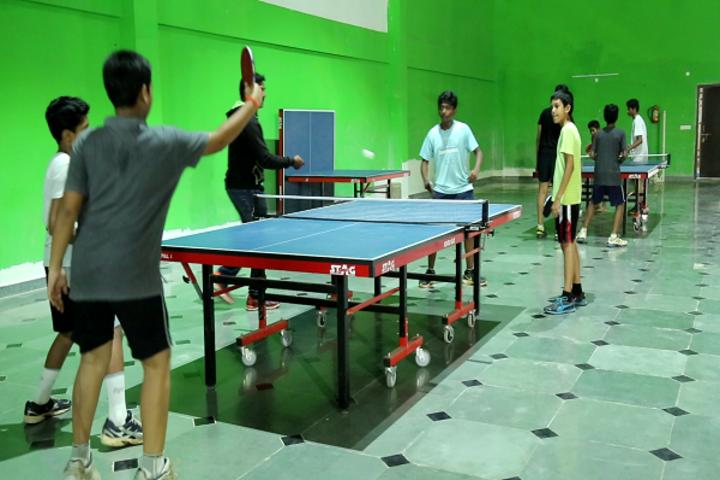 Happy Valley International School-Table Tennis Court