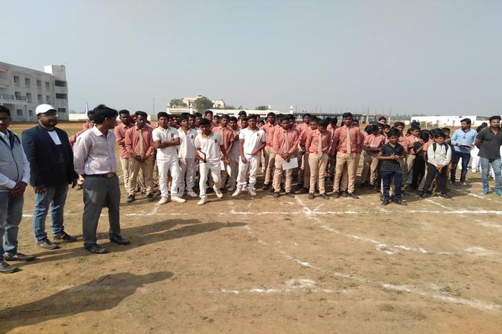 Aadeshwar Academy School Bastar-Annual Sports Meet