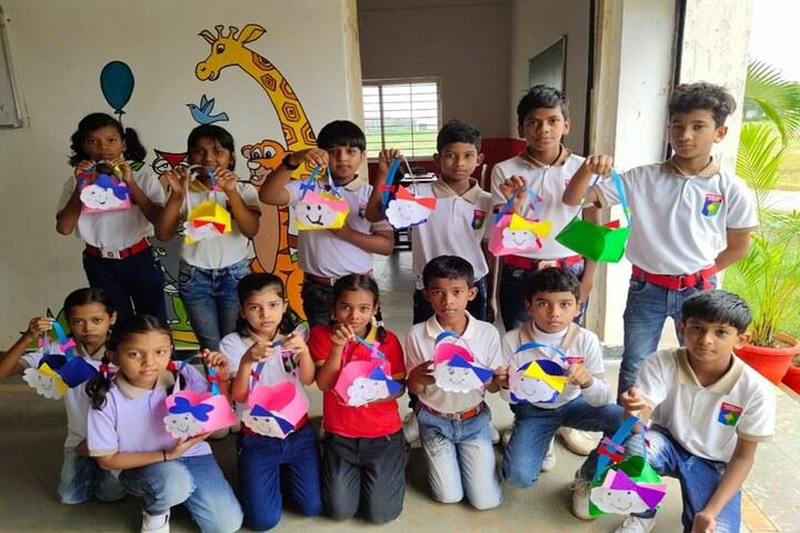 Aadeshwar Academy School Bastar-Art And Craft