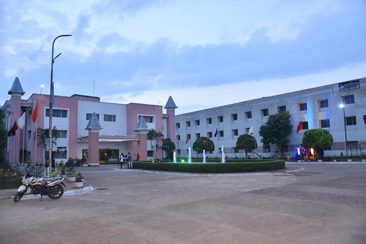 Aadeshwar Academy School Bastar-Campus