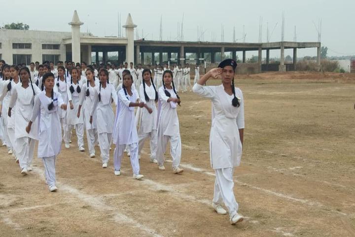 Aadeshwar Academy School Bastar-Republic Day Celebration