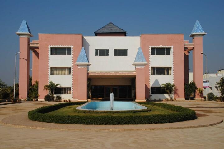Aadeshwar Academy School Bastar-School Building