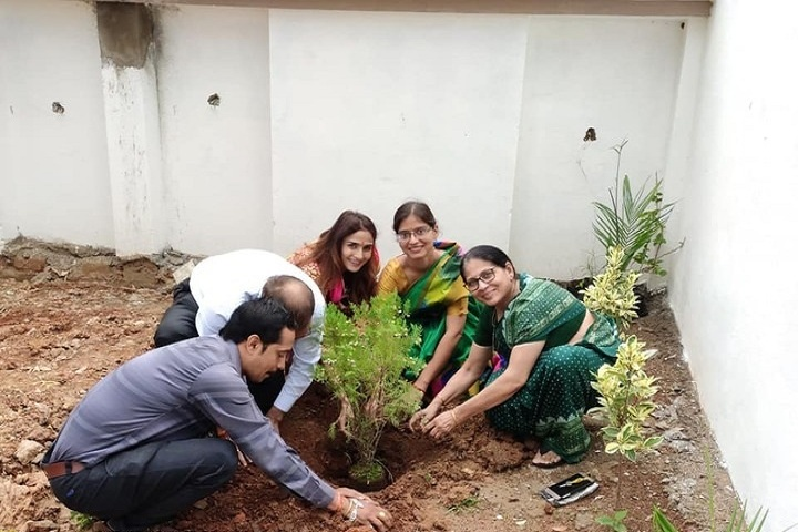 Aadeshwar Academy School Bastar-World Environment Day