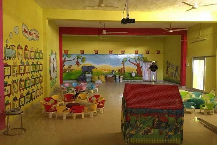 Aadharshila-Kids classroom