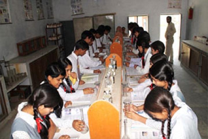 Sri Guru Ram Rai Public School-Chemistry Lab