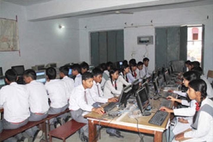 Sri Guru Ram Rai Public School-Computer Lab