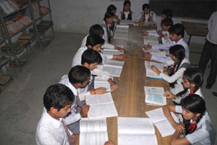 Sri Guru Ram Rai Public School-Library