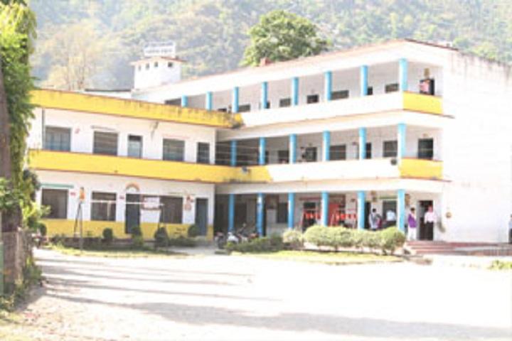Sri Guru Ram Rai Public School-School View