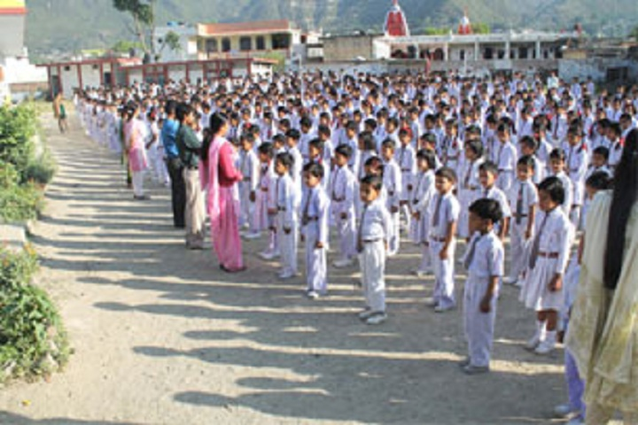 Sri Guru Ram Rai Public School-Assembly