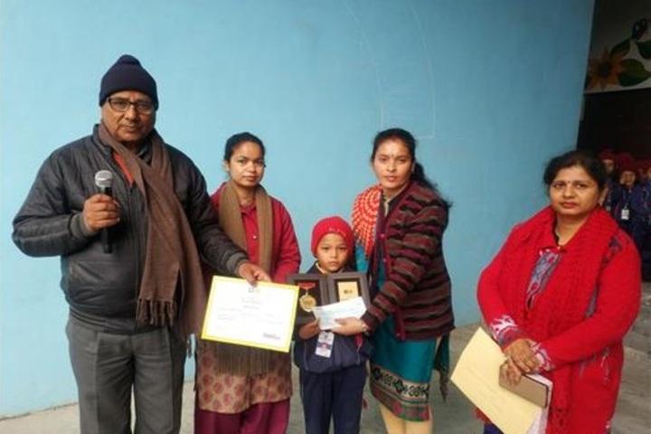 Sri Sai Public School-Achievement