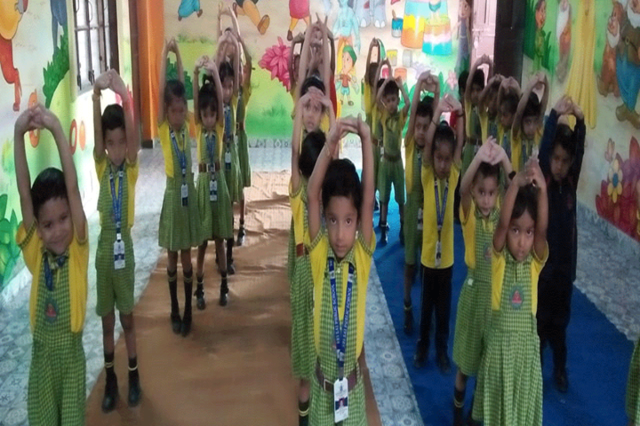 Sri Sai Public School-Activity