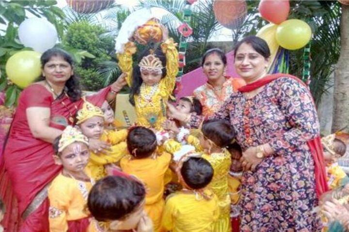 Sri Sai Public School-Janmashtami