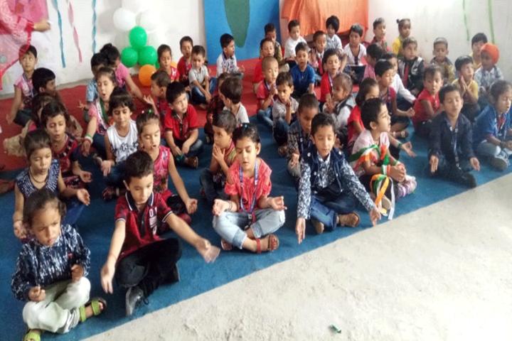 Sri Sai Public School-Yoga
