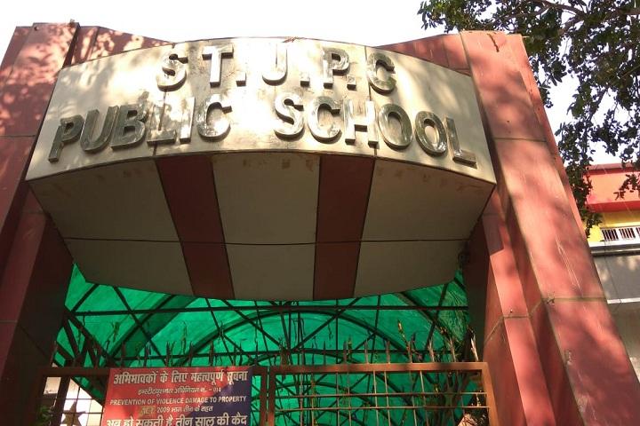 St JP Convent Public School-Campus