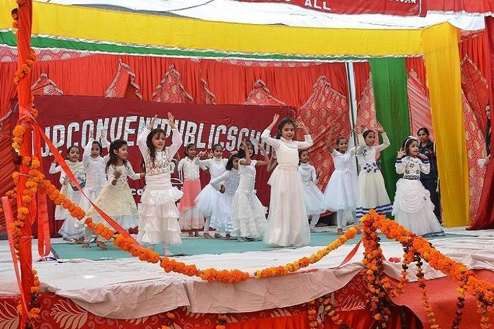 St JP Convent Public School-Dance