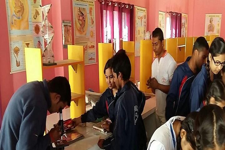 St JP Convent Public School-Laboratory