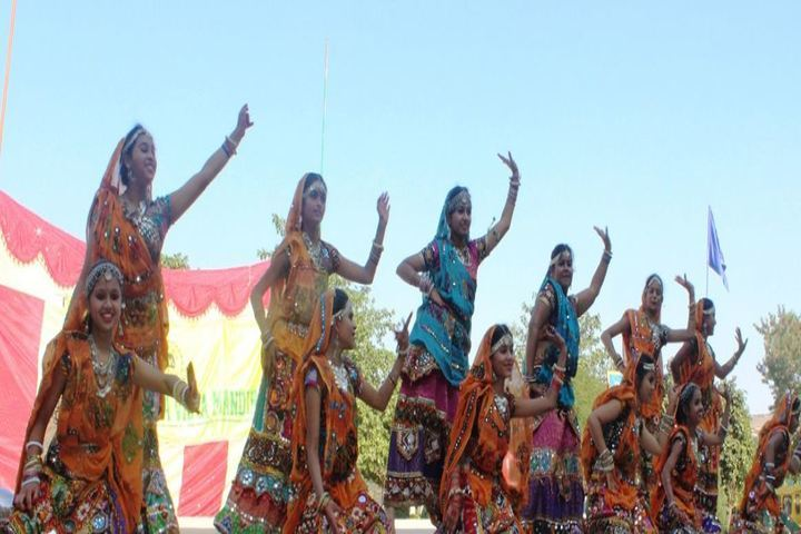 Aadharshila Vidya Mandir-Dance