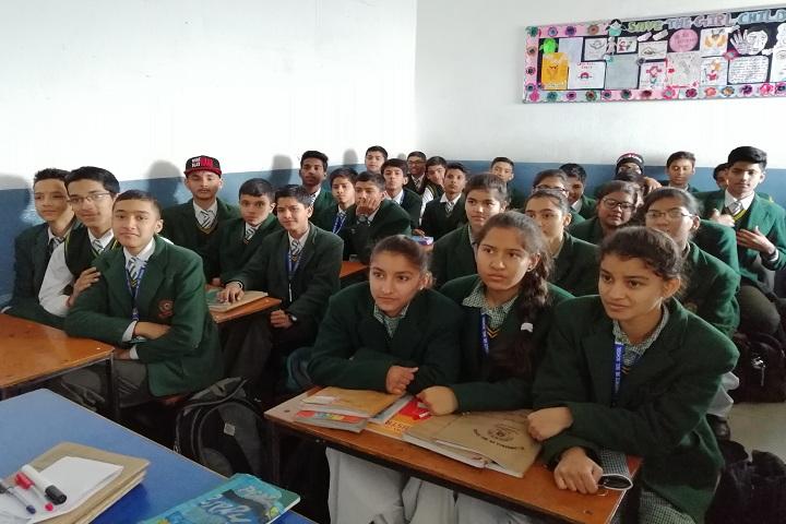 St Lawrence School-Class