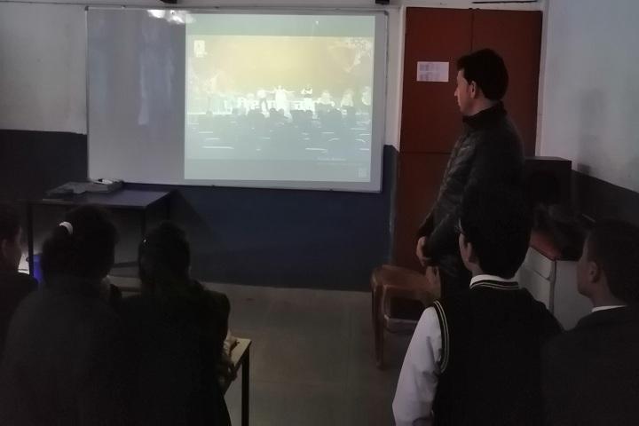 St Lawrence School-Digital-Class