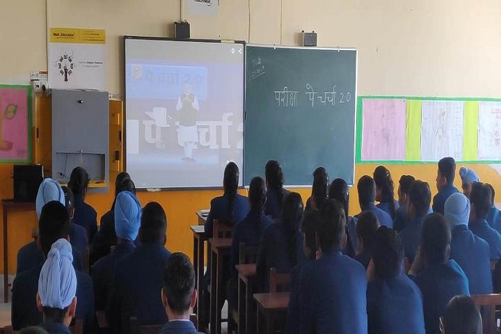St MaryS School-Class