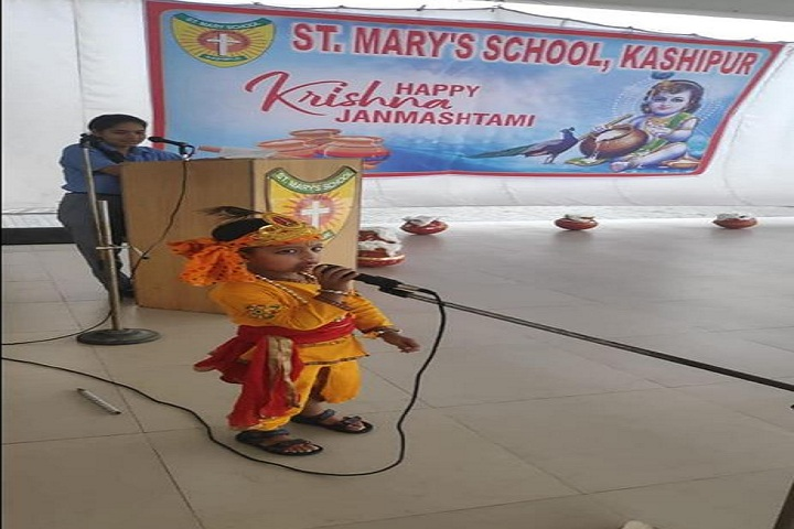 St MaryS School-Festival Celebrations