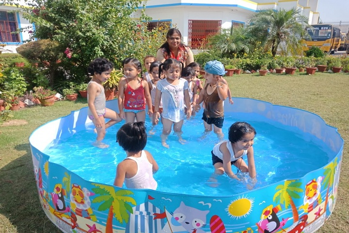 St MaryS School-Pool Activity