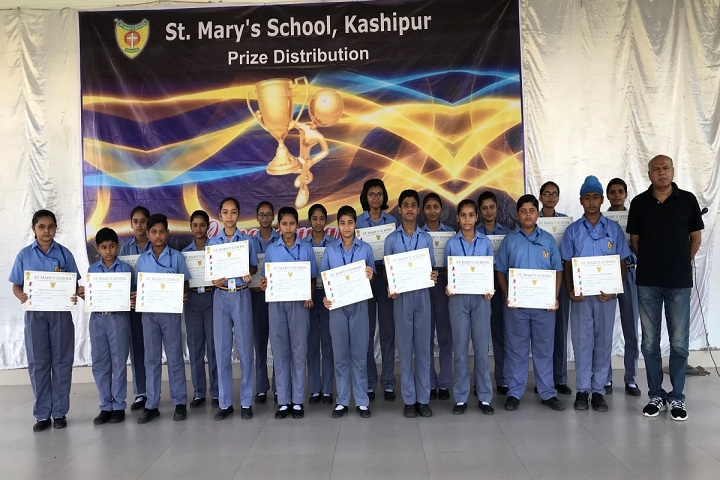 St MaryS School-Prize Distribution