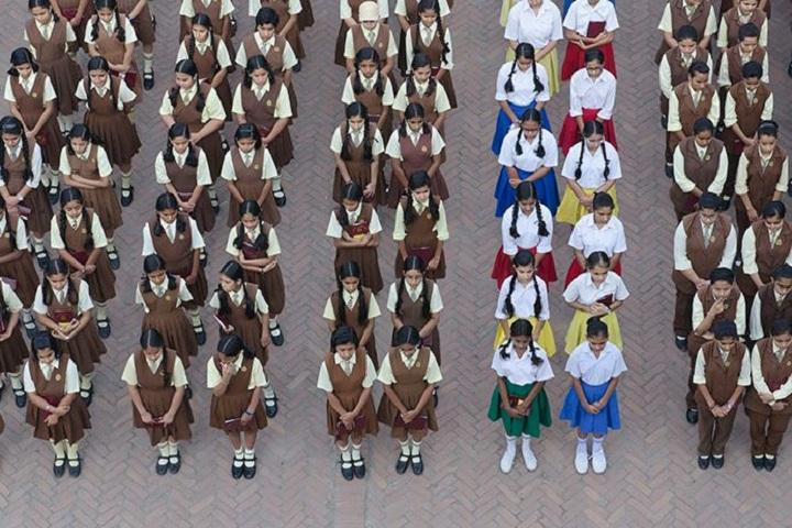 St AnnS Senior Secondary School-Assembly