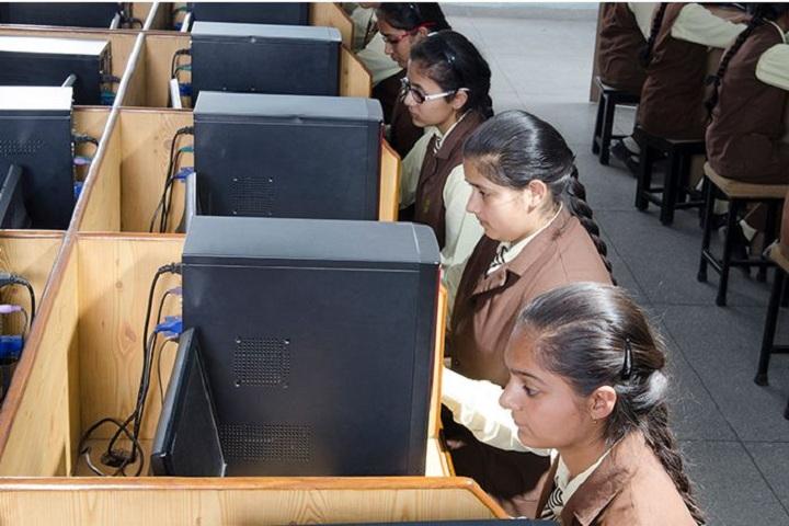St AnnS Senior Secondary School-IT-Lab