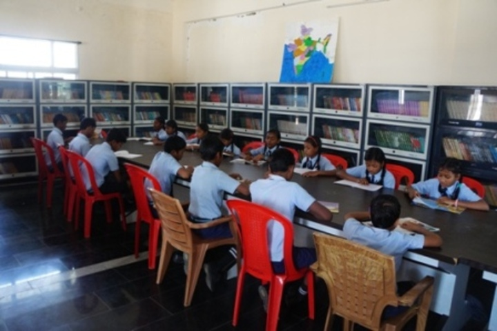 Aastha Vidya Mandir English Medium School- Library