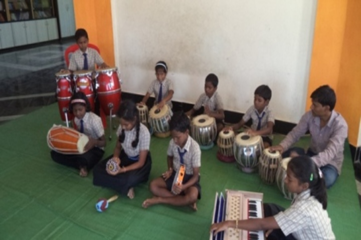 Aastha Vidya Mandir English Medium School- Music