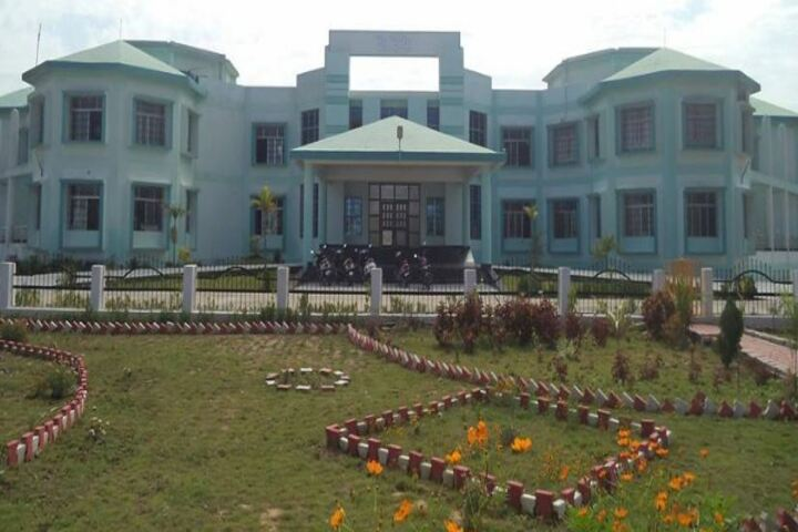 Aastha Vidya Mandir English Medium School- School Campus View