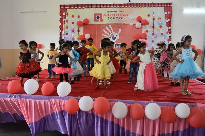 Abhyuday School Kawardha-Childrens Day Celebration