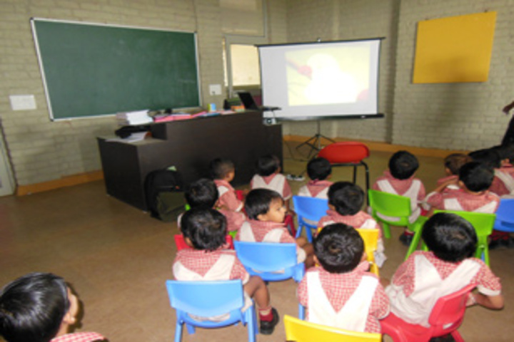 Abhyuday School Kawardha-Digital Class Room
