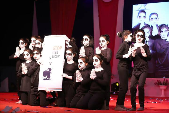Abhyuday School Kawardha-Mime