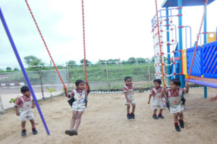 Abhyuday School Kawardha-Play Area