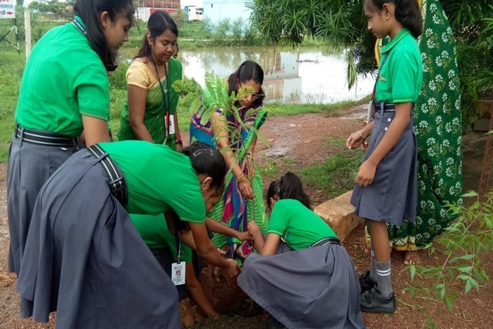 Abhyuday School Kawardha-World Environment Day