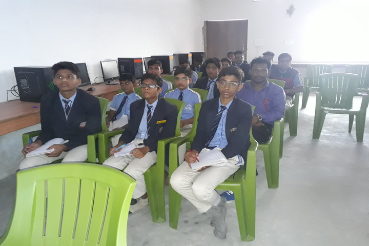 Academic Brights Public School-Computer Lab