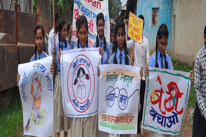 Academic Brights Public School-Swachh Bharath