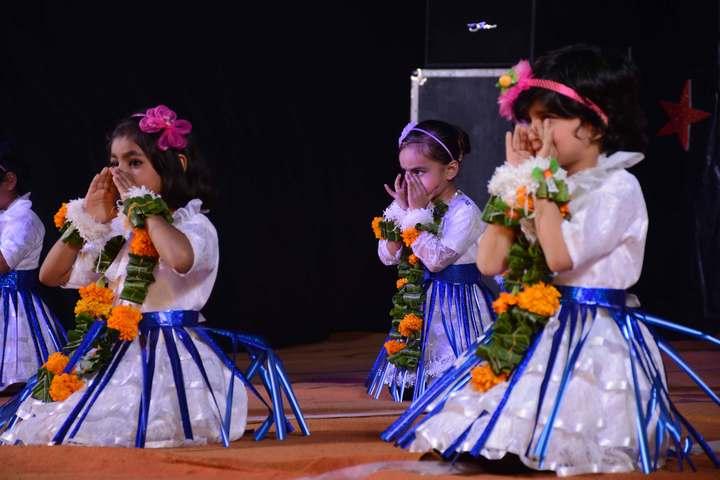 Templeten College-Dance Programme