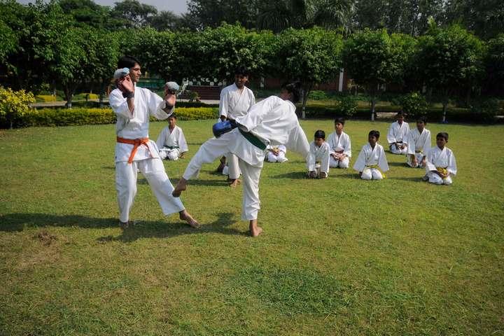 Templeten College-Martial Arts