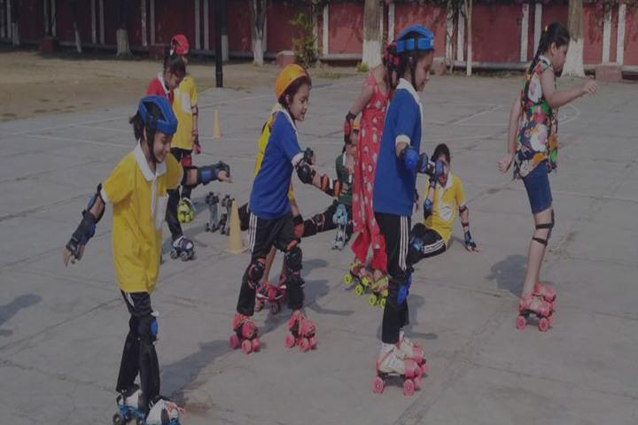 Templeten College-Skating