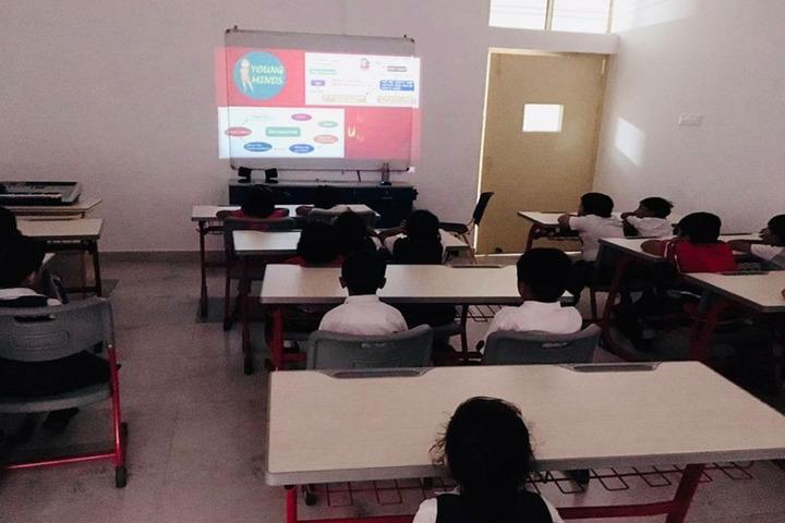 Templeten College-Smart Classroom