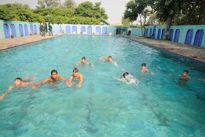 Templeten College-Swimming Pool
