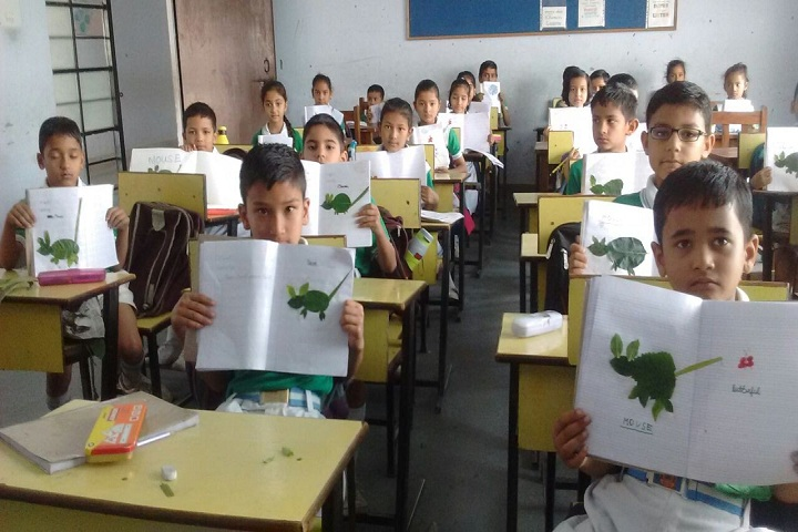 The Daffodills Public School-Class