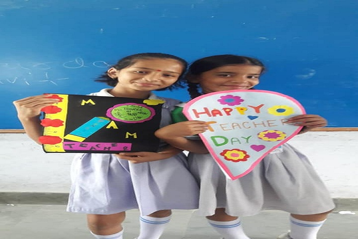 The Daffodills Public School-Teachers Day Celebrations