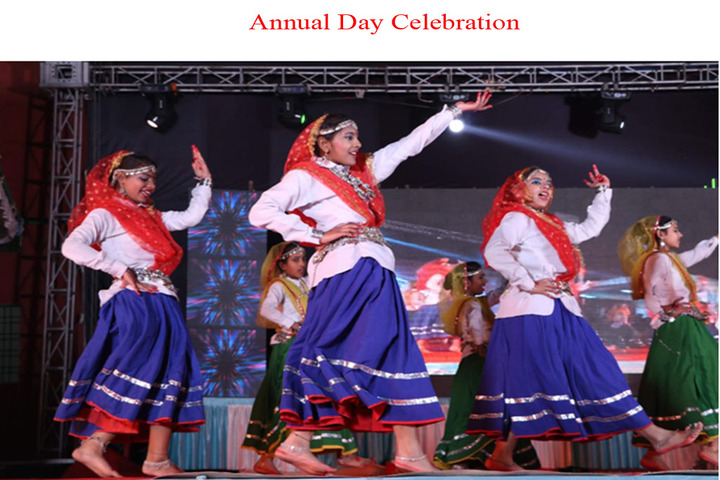 Academic Heights Public School Koriya-Annual Day Celebration