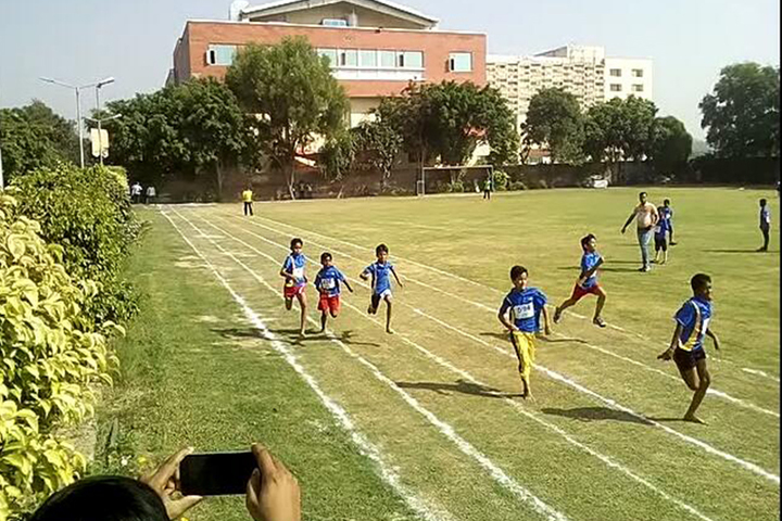 Academic Heights Public School Koriya-Sports