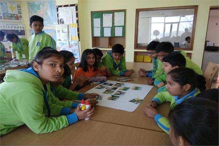 The Espee Global School-Art-Room